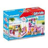 PLAYMOBIL City Life modeontwerpstudio 70590