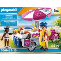 PLAYMOBIL 70614 MOBIELE CREPESVERKOOP