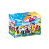PLAYMOBIL Family Fun mobiele crêpesverkoop 70614