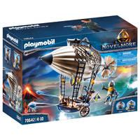 PLAYMOBIL Novelmore Darios zeppelin 70642