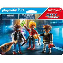 PLAYMOBIL 70670 FIGURENSET BOEVEN