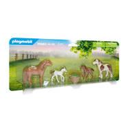 PLAYMOBIL Country pony met veulens 70682