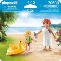 PLAYMOBIL 70690 DUOPACK WATERP BADGASTEN