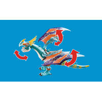 PLAYMOBIL 70728 DRAGON ASTRID & STORMVL.