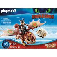 PLAYMOBIL 70729 DRAGON VISSENPOOT & SPEK