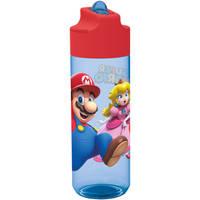 Mario Bros. Tritan waterfles - 540 ml