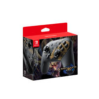 Nintendo Switch Pro Controller Monster Hunter: Rise Edition