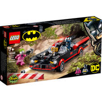 LEGO DC Comics Super Heroes Batman klassieke tv-serie Batmobile 76188
