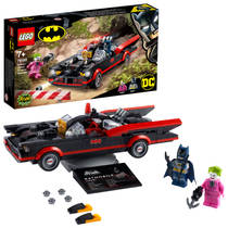 LEGO DC Comics Super Heroes Batman klassieke tv-serie Batmobile 76188
