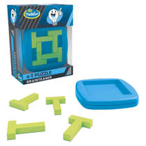 Ravensburger ThinkFun A-HA! 4-T puzzel