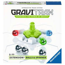 Ravensburger GraviTrax Balls en Spinner
