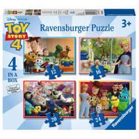 Ravensburger 4-in-1 puzzelset Toy Story 4 - 12 + 16 + 20 + 24 stukjes