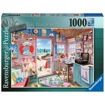 Ravensburger puzzel Het strandhuis - 1000 stukjes