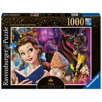 Ravensburger Disney Princess puzzel Belle - 1000 stukjes