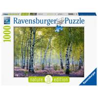 Ravensburger puzzel Berkenbos - 1000 stukjes