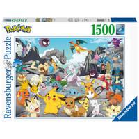 Ravensburger puzzel Pokémon Classics - 1500 stukjes