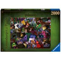 Ravensburger puzzel Villainous Alle schurken - 2000 stukjes