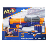 NERF N-Strike SharpFire Delta blaster