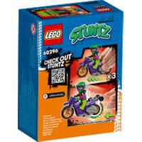LEGO CITY 60296 WHEELIE STUNTOMOTOR