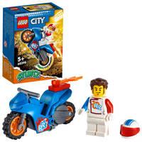 LEGO City raket stuntmotor 60298
