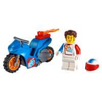LEGO CITY 60298 RAKET STUNTMOTOR
