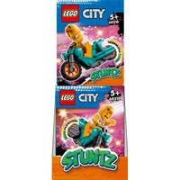 LEGO CITY 60310 KIP STUNTMOTOR