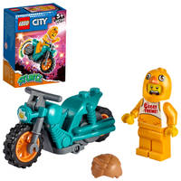 LEGO City kip stuntmotor 60310