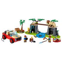 LEGO CITY 60301 WILDLIFE RESCUE OFF-ROAD