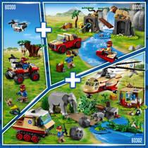 LEGO CITY 60300 WILDLIFE RESCUE ATV