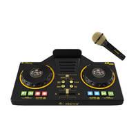iDance 8-in-1 partysysteem DJ mixer