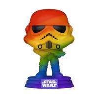 POP! STAR WARS: PRIDE-STORMTROOPER RNBW