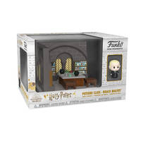 Funko Mini Moment! figuur Harry Potter 20th Anniversary Draco Malfidus Toverdranken lokaal
