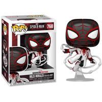 Funko Pop! figuur Marvel Spider-Man: Miles Morales T.R.A.C.K. Suit