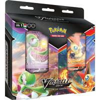 Pokémon TCG V Battle deck Victini vs Gardevoir bundel