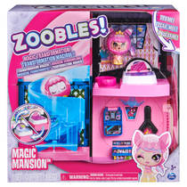 ZOOBLES - MAGIC MANSION PLAYSET