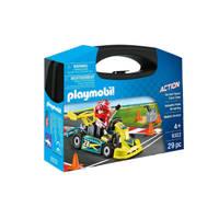 PLAYMOBIL Action Go-Kart Racer meeneemkoffer 9322