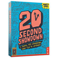 20 SECOND SHOWDOWN