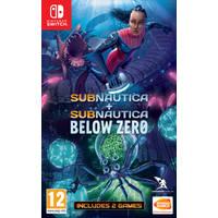 Nintendo Switch Subnautica + Subnautica Below Zero