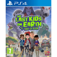 PS4 & PS5 The Last Kids on Earth and The Staff of Doom