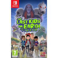 Nintendo Switch The Last Kids on Earth and The Staff of Doom