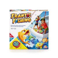 FRANTIC FISHING