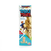 WOODEN TOPPLE TOWER