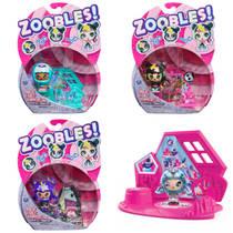 ZOOBLES GIRL - 1-PACK
