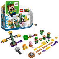 LEGO Super Mario avonturen met Luigi starterset 71387