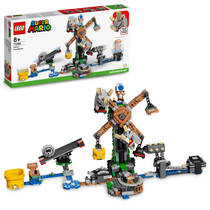 LEGO Super Mario uitbreidingsset ruzie met Reznors 71390