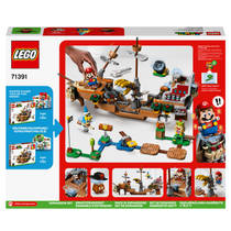 LEGO SM 71391 BOWSERS LUCHTSCHIP