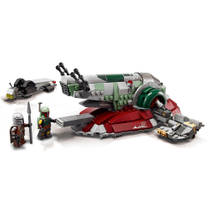 LEGO SW 75312 BOBA FETT'S STERRENSCHIP