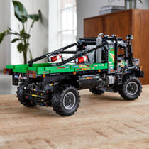 LEGO TECHNIC 42129 4X4 MERCEDES-BENZ ZET