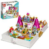 LEGO Disney Princess Ariël Belle Assepoester en Tiania's verhalenboekavonturen 43193