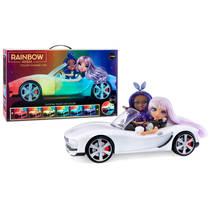 Rainbow High cabrio met kleurverandering